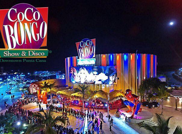 Coco Bongo Punta Cana Night Club