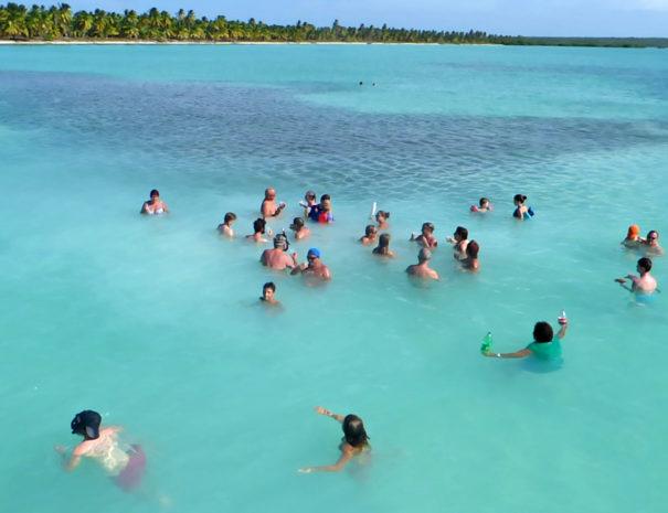 Saona Island Party