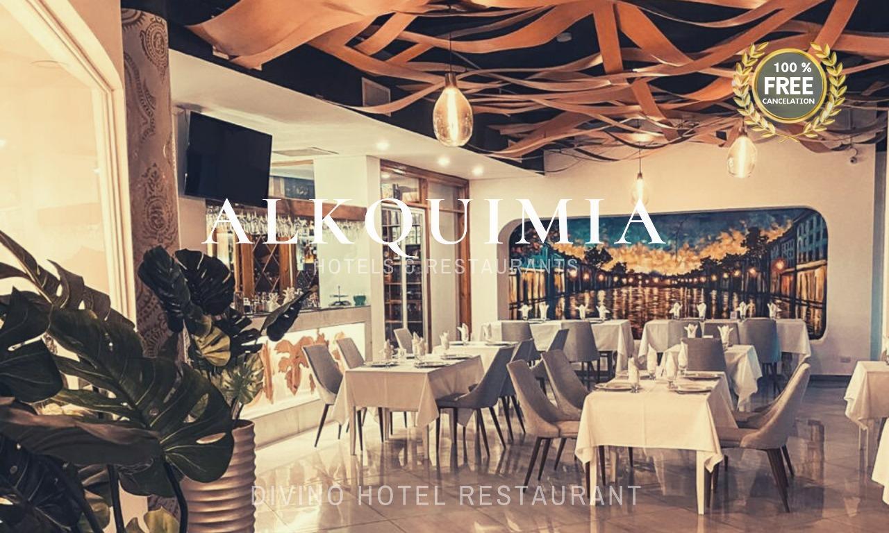 alkquimia hotel divino restaurant